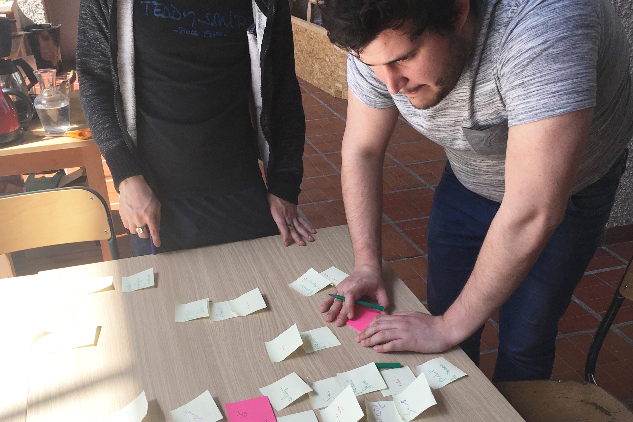 E-Fabrik-atelier design Humaniteam