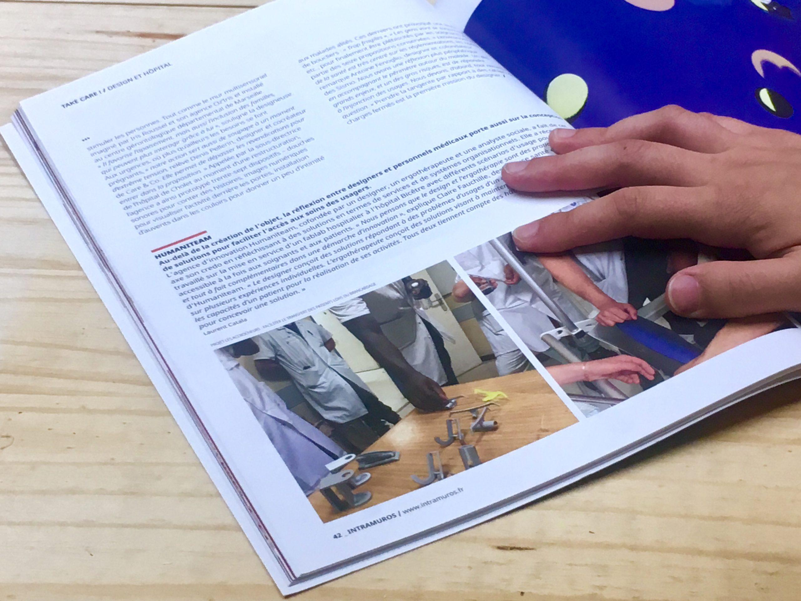 Magazine Intramuros